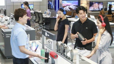 Photo of Harman και JBL κυκλοφόρησαν στην Κορέα