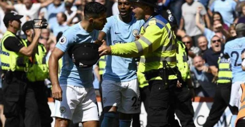 """""""Πιάστηκε στα χέρια"""" με αστυνομικό ο Αγουέρο"""