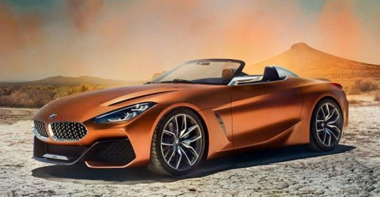 Οι νέες φωτογραφίες της BMW Z4 Concept (VIDEO)