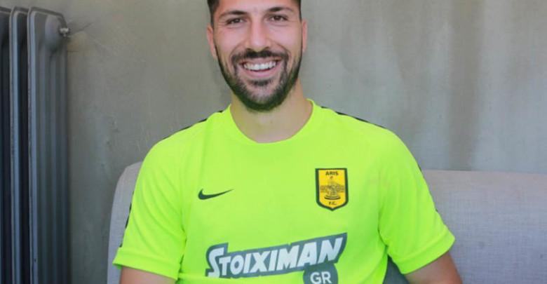 Διαμαντόπουλος: «Είναι η μεγαλύτερη ομάδα που έχω αγωνιστεί, είμαι εδώ για να βοηθήσω και θα το δείχνω αυτό παιχνίδι με παιχνίδι περισσότερο»