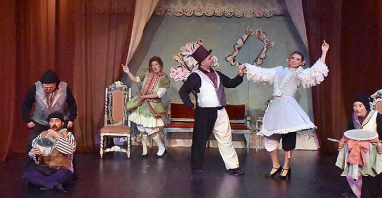 Photo of «Ο Φιάκας» στην Κεντρική Σκηνή δήμου Νεάπολης-Συκεών «Μελίνα Μερκούρη»