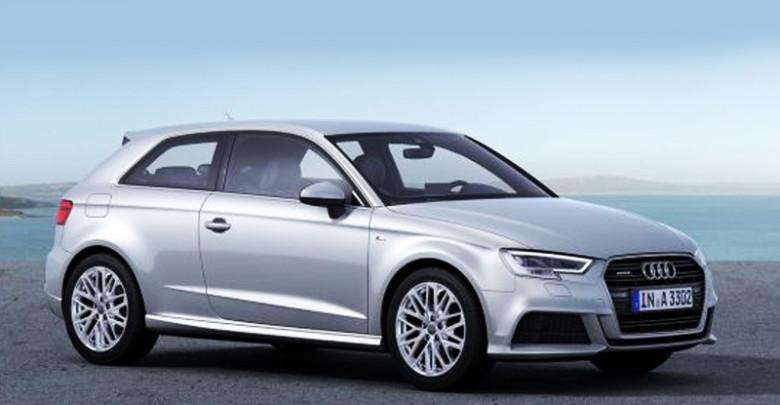 Τέλος το 3θυρο Audi A3