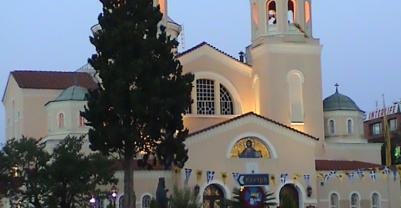 Photo of Μεγάλη γιορτή της Μεταμόρφωσης του Σωτήρος στην Καλαμαριά