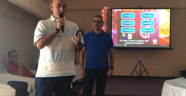 Εκπρόσωπος του Άρη και του Γιαννάκη ο Κετσελίδης στην ΟΔΚΕ