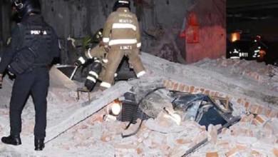 """Photo of 32 οι νεκροί και τρομερές υλικές ζημιές τα """"χνάρια"""" που άφησε ο σεισμός στο Μεξικό"""