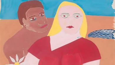 Photo of Έκθεση ζωγραφικής του Δημήτρη Α. Φατούρου «Εικαστική δίοδος – Αρχείο 1966» στο Πολιτιστικό Κέντρο Θεσσαλονίκης του ΜΙΕΤ