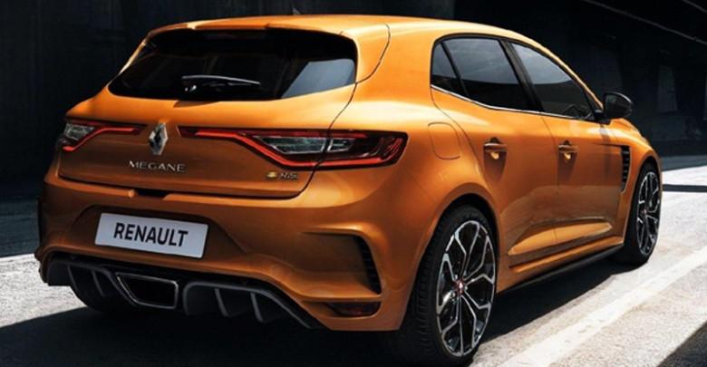 Aποκαλύφθηκε το νέο Renault Megane RS