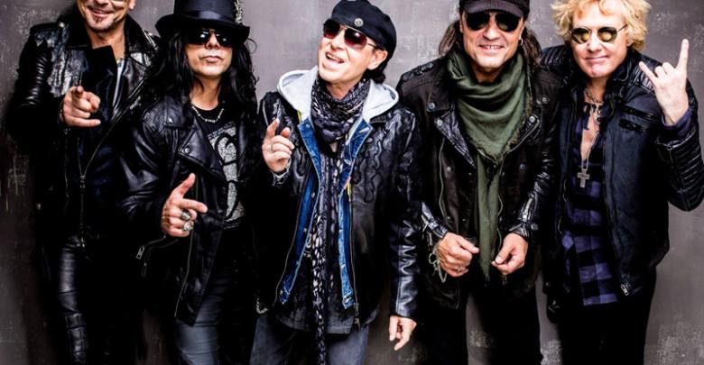 Οι Scorpions επιστρέφουν με καινούργια τραγούδια