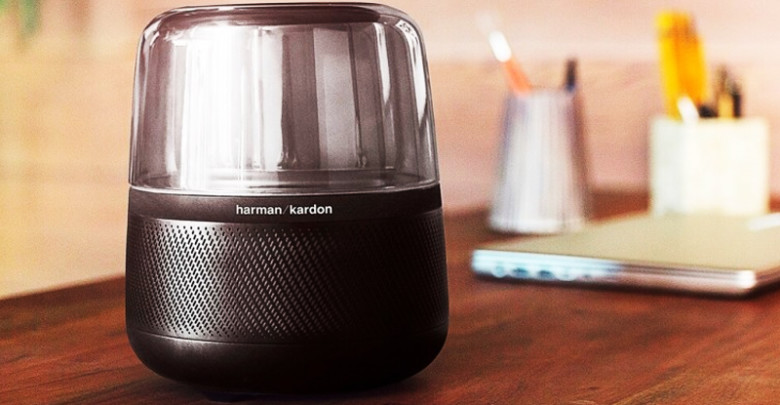 Harman/Kardon Alure: Smart speaker for Alexa (Video)