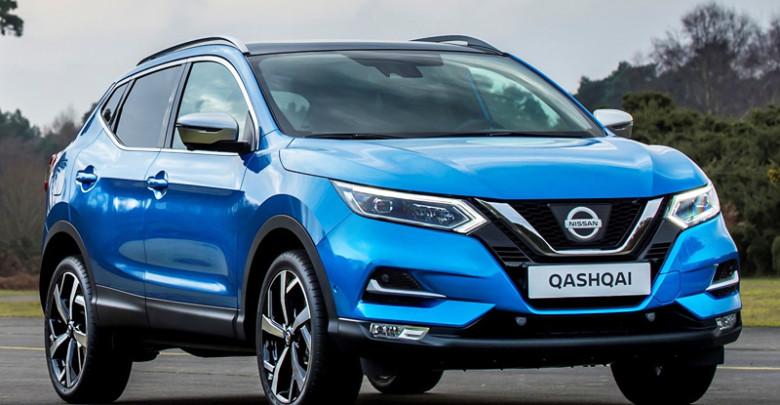 Τιμοκατάλογος ανανεωμένου Nissan Qashqai