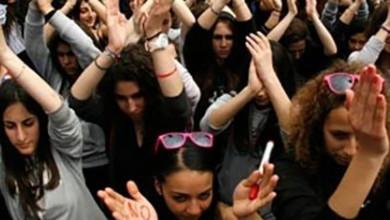 Photo of Άρχισε η πορεία των μαθητών στο κέντρο της Θεσσαλονίκης