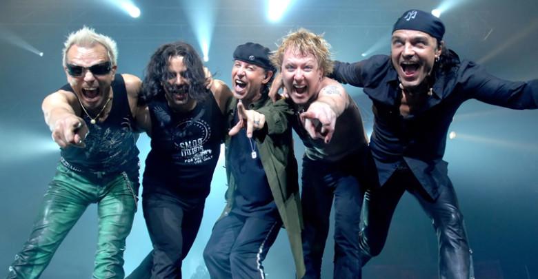 Έρχεται νέος δίσκος από τους Scorpions (Video)