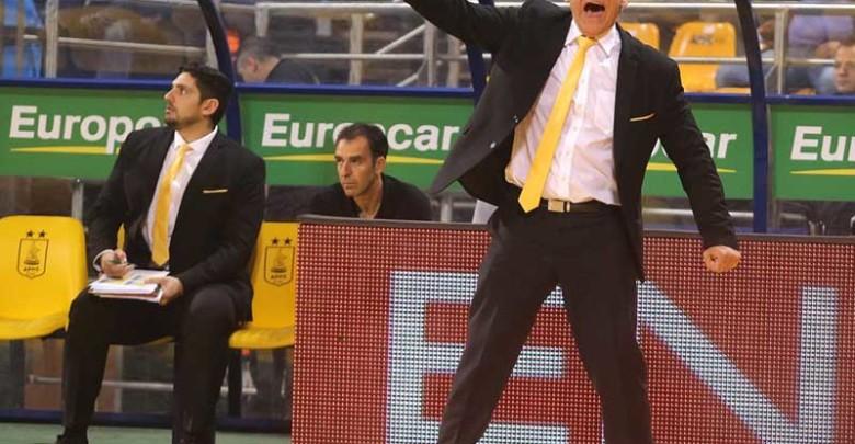 """Γιαννάκης: """"Αισθάνομαι πολύ άσχημα για αυτή την ήττα, το χάσαμε από μόνοι μας"""""""