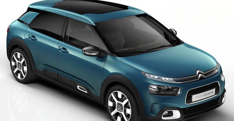 Νέο Citroën C4 Cactus 2018 (Videos)
