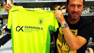 "Photo of Καραμανλής: ""Ήμασταν υποχρεωμένοι στην μνήμη του Άγγελου, να υλοποιήσουμε αυτό το τουρνουά"""