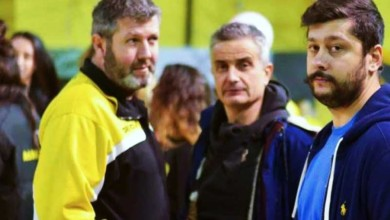 "Photo of Γιαννάκης: ""Να γεμίσει το γήπεδο, μεγάλη δύναμη ο κόσμος για τη συνέχεια"""