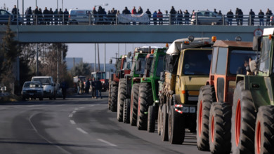 Photo of Συγκέντρωση και πορεία αγροτών σήμερα στη Θεσσαλονίκη