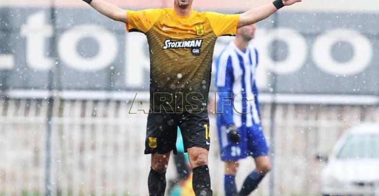 """Παυλίδης: """"Δεν είμαστε ευχαριστημένοι, αλλά σε αυτό το γήπεδο δεν γινόταν να παιχτεί ποδόσφαιρο"""""""