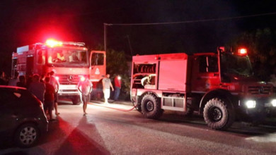 Photo of Κάηκε ολοσχερώς καντίνα στη Νεάπολη