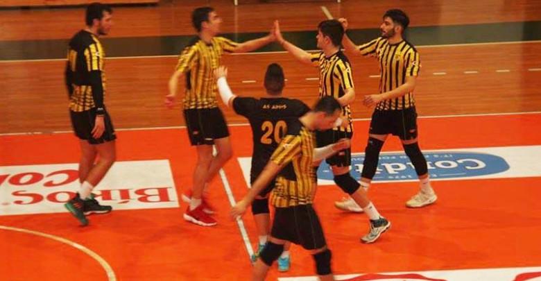 Στο Final4 της Θεσσαλονίκης οι έφηβοι του βόλεϊ!
