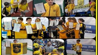 Photo of Σαρώνουν τα μετάλλια οι κιτρινόμαυροι! 12 χρυσά και 39 συνολικά στους χειμερινούς αγώνες προαγωνιστικών