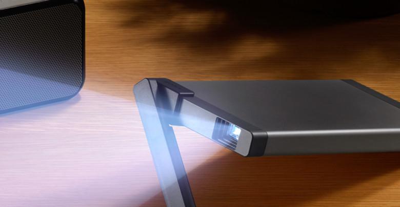 Sony MP-CD1: Φορητός προβολέας