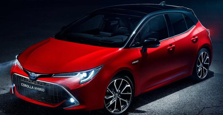 Στην Ελλάδα η νέα Toyota Corolla