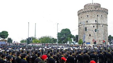 Photo of Πρόγραμμα για τον εορτασμό της Εθνικής Επετείου της 25ης Μαρτίου 1821 στη Θεσσαλονίκη