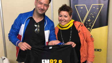 Photo of Από το Deal… στο περίπτερο του Yellow Radio (photos)