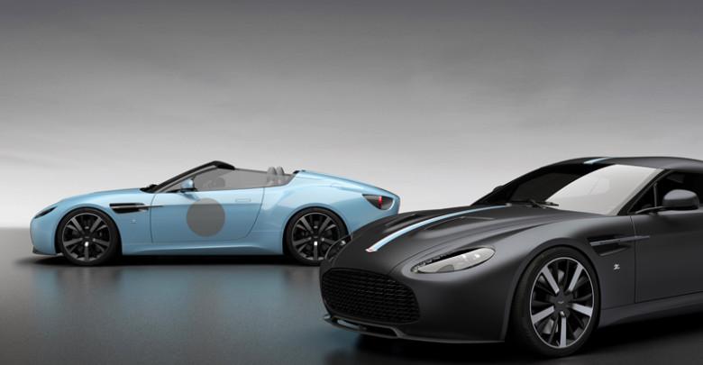 Photo of H Aston Martin Vantage V12 Zagato επιστρέφει σε Coupé και Speedster μορφή