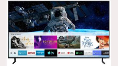 Photo of Samsung TV από σήμερα Apple TV και AirPlay 2