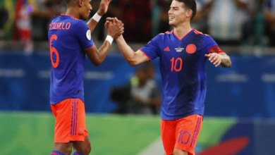 Photo of Copa America: Λυτρωτής ο Ζαπάτα για την Κολομβία, 1-0 το Κατάρ