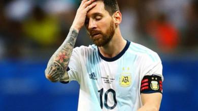 Photo of Copa America: Ισόπαλες Αργεντινή και Παραγουάη