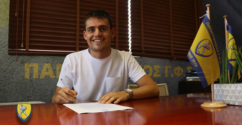 Photo of Ανακοίνωσε Χουάν Ρομάν ο Παναιτωλικός