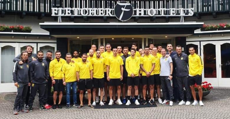 Photo of Όλοι μαζί στην Ολλανδία! (photo)