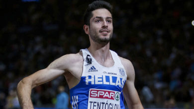 Photo of «Χρυσός» ο Τέντογλου στο Ευρωπαϊκό Πρωτάθλημα Στίβου