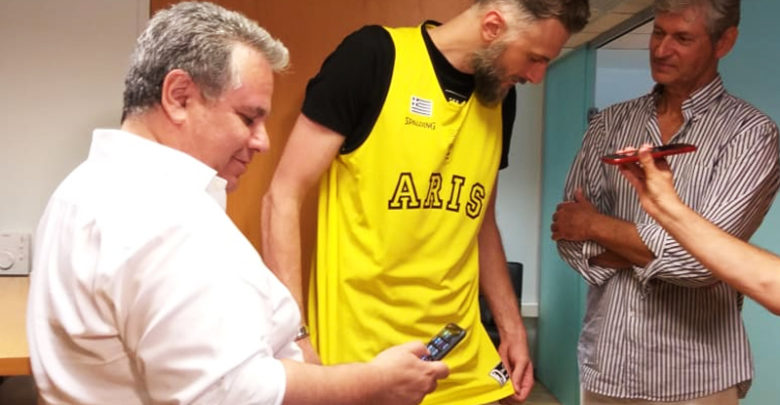 Photo of Άλλο ένα ban αφαιρέθηκε από την FIBA! Μένουν άλλα δύο (photo)