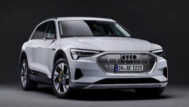 Photo of Η Audi αποκαλύπτει το «φθηνό» e-tron 50 quattro