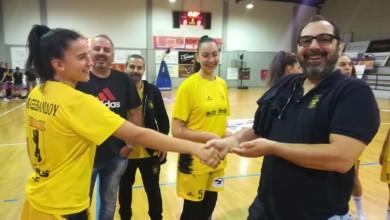 Photo of Αναβολή του αγώνα μπάσκετ Γυναικών λόγω καιρικών συνθηκών (photos)