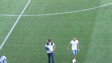 Photo of Κουέστα και Σάσα στο γήπεδο! (photos-video)