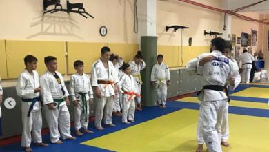 Photo of Τζούντο: «Προπόνηση με τους αυριανούς μας πρωταθλητές» (photos)
