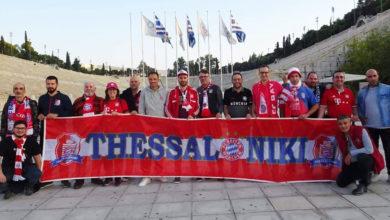 """Photo of Χατζηνικολάου: """"Η Αστυνομία μας πήρε το πανό γιατί έγραφε Θεσσαλονίκη, το πετάξανε κάτω σαν σκουπίδι"""""""