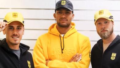 Photo of Νέα προϊόντα στην μπουτίκ..φορεμένα από τους ποδοσφαιριστές του Άρη (video)