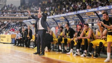 Photo of Αναλύει τα λάθη του χθεσινού αγώνα με βίντεο ο Μαρκόπουλος