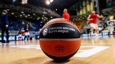 Photo of Τέλος της σεζόν στην Euroleague, διατήρηση των 18 ομάδων και τζάμπολ 1/10