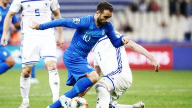 """Photo of """"Χρυσή"""" αλλαγή ο Φετφατζιδης και 1η νίκη για την Εθνική (2-1) επί της Βοσνίας"""