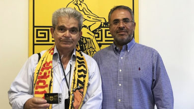 Photo of Η δωρεά του VIP διαρκείας στον κ. Στυλιανό και το συγκινητικό μήνυμά του (photo)