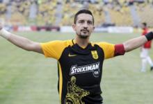 Photo of Παυλίδης: «Όσο αγωνίστηκα στην ομάδα, είδα πως ο Άρης πλήρωσε τα λάθη του, αυτό ανήκει στο παρελθόν – Να χαμογελάσουμε μαζί έναν τίτλο!»