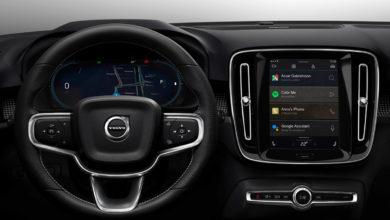 Photo of Η Volvo και η Google ενσωμάτωσαν στο ηλεκτρικό XC 40 το σύστημα Android