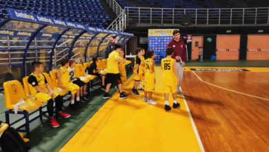 Photo of Το πρόγραμμα της Ακαδημίας μπάσκετ του Άρη για το Σαββατοκύριακό